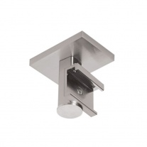 2-ceiling-brackets-for-wood-profile-brushed-nickel