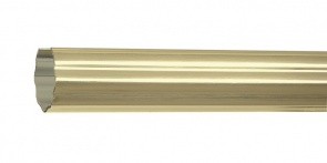 steel-brass-fluted-rod